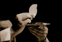 Jesus in the Eucharist