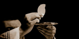 Jesus in the Eucharist