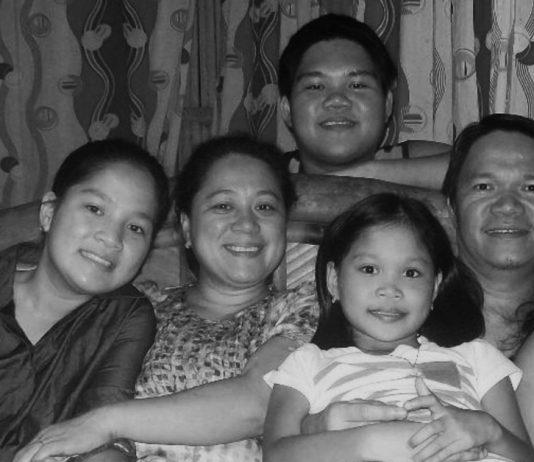 Chiara Bella and family